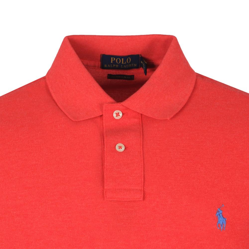 Custom Slim Fit Short Sleeve Polo Shirt main image