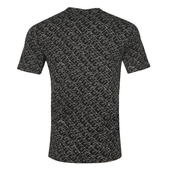 HUGO Mens Black Dantastic T Shirt main image