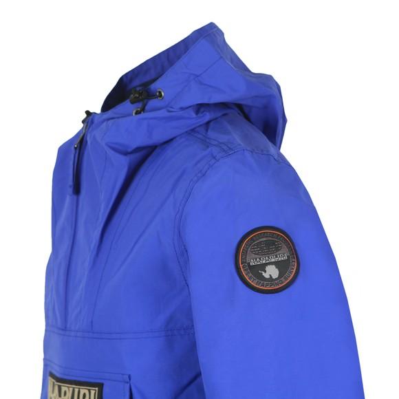Napapijri Mens Blue Rainforest Summer Jacket