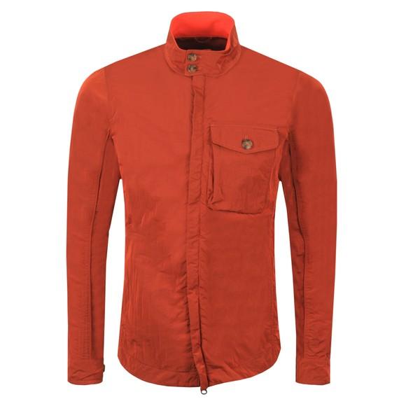Baracuta Mens Red GD Overshirt