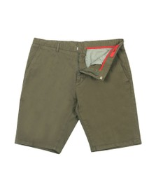 HUGO Mens Green GlenS202D Shorts