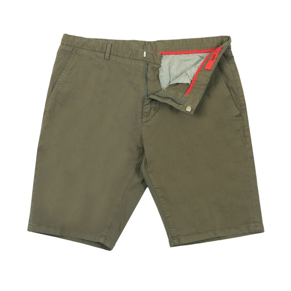 HUGO Mens Green GlenS202D Shorts