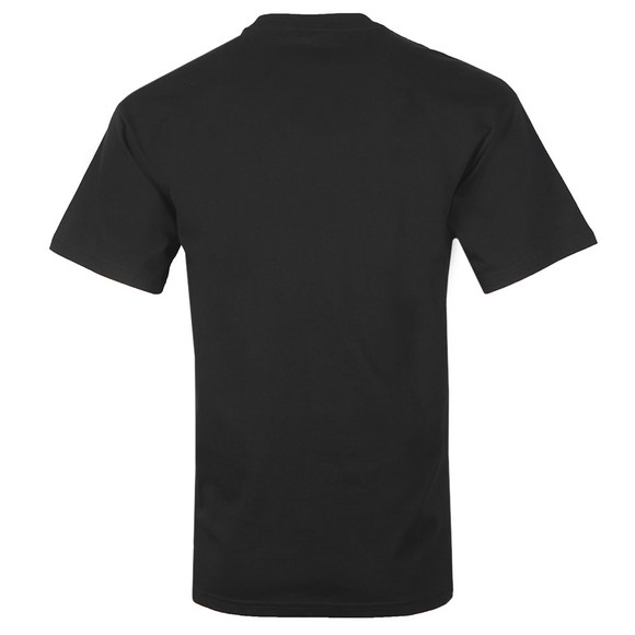 Carhartt WIP Mens Black Horizon Script T-Shirt main image