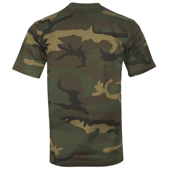 Carhartt WIP Mens Black Carhartt College Script T-Shirt  main image