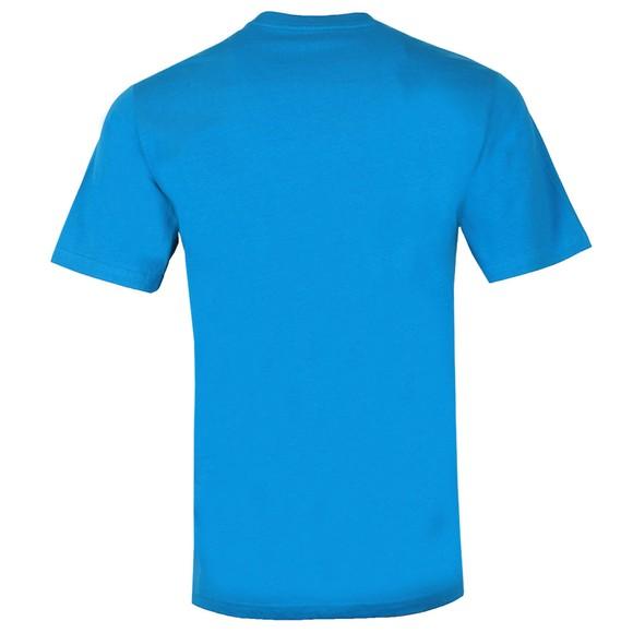 Carhartt WIP Mens Blue Script T-Shirt main image