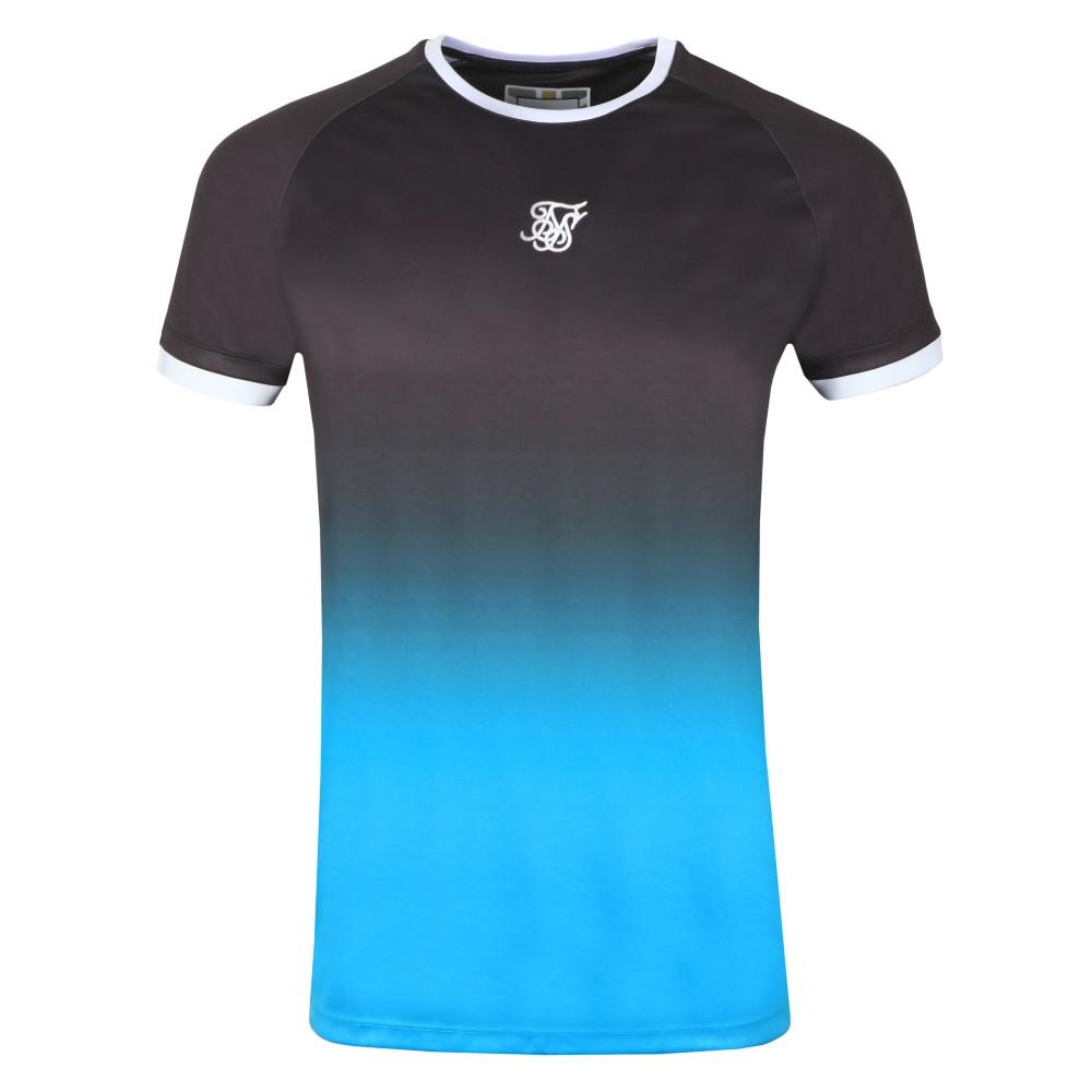 Raglan Straight Hem Fade T-Shirt main image