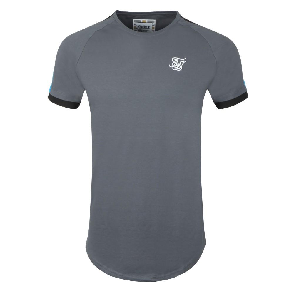 Inset Cuff Fade Panel Tech T-Shirt main image