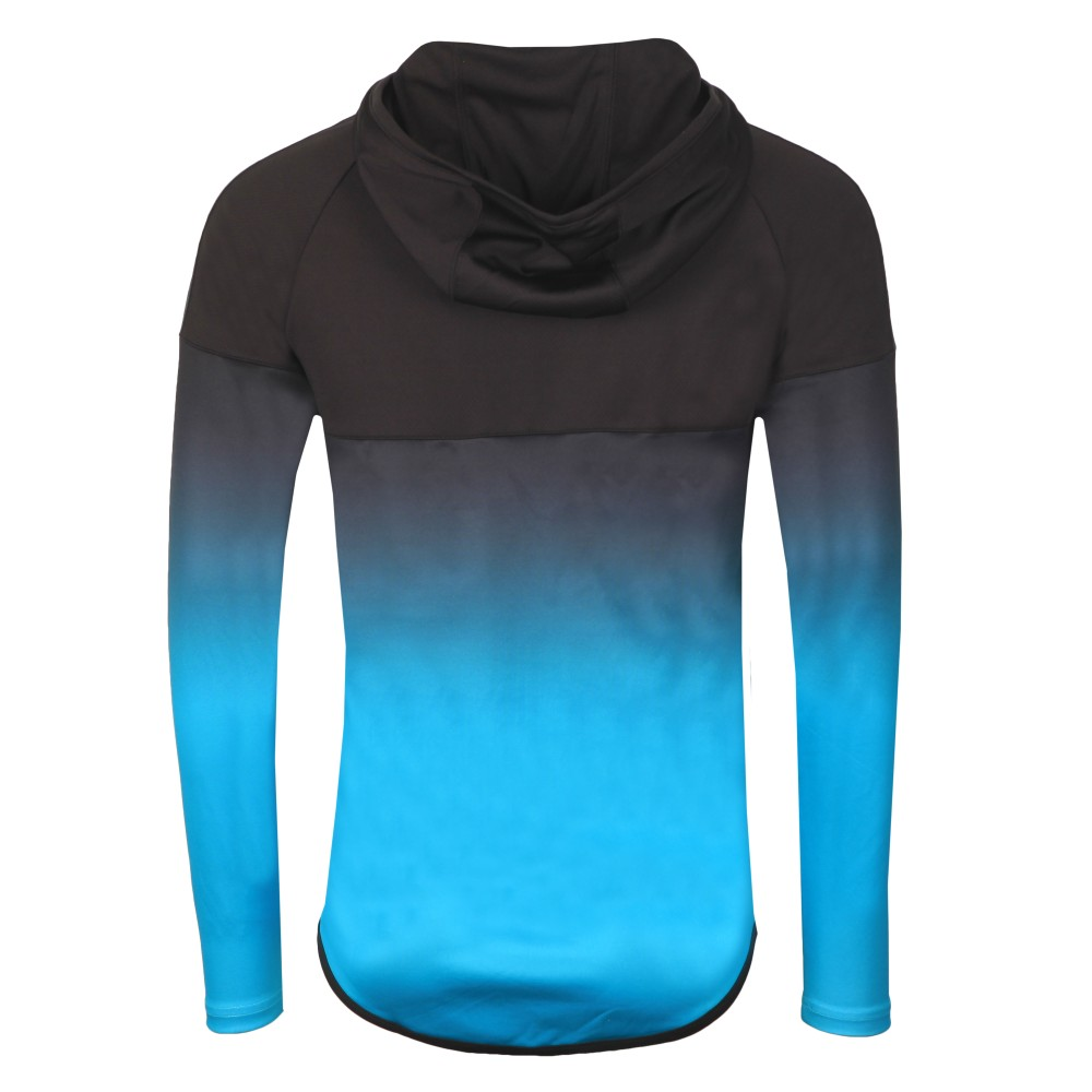 Athlete Hybrid Zip Through Hoodie main image