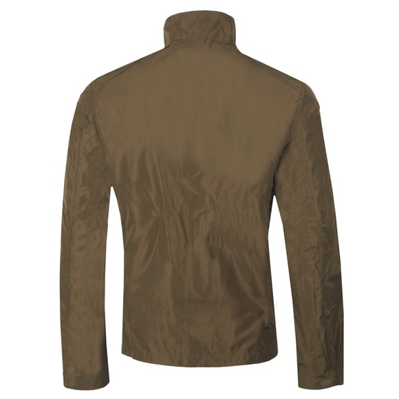Barbour Int. Steve McQueen Mens Green Ashbury Jacket main image