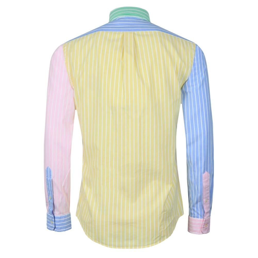 Striped Oxford Shirt main image