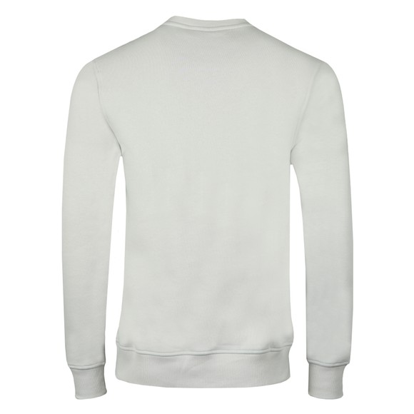 Nicce Mens Grey Crew Neck Sweatshirt main image
