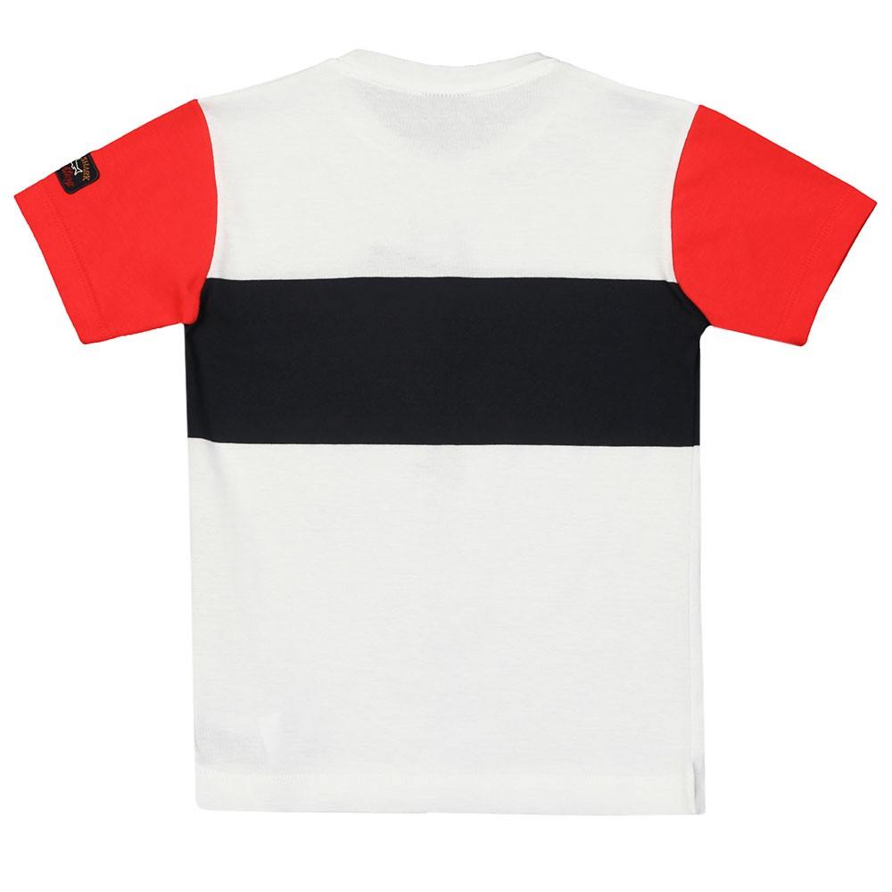 Colour Block T-Shirt main image