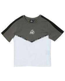 Kings Will Dream Boys Multicoloured Jarva Fine Tape T-Shirt