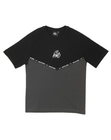 Kings Will Dream Boys Grey Jarva Fine Tape FLC T-Shirt