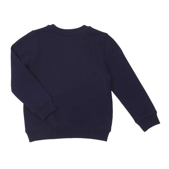 Kenzo Kids Boys Blue Tiger Sweatshirt main image