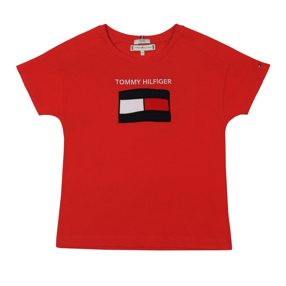 Fun Graphic Flag T Shirt main image