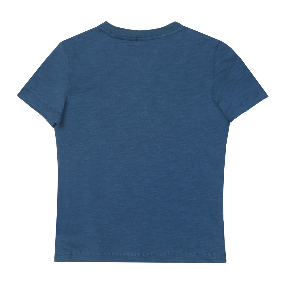 Essential Curved Logo T Shirt main image