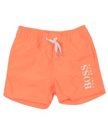 BOSS Baby Boys Orange J04368 Swim Short