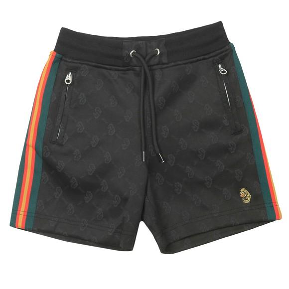 Luke Sport Boys Black Dynamite Junior Short