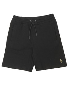 Luke Sport Boys Black Amsterdam 2 Short