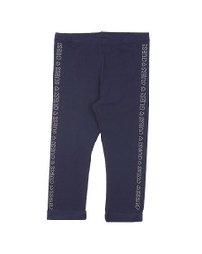 Guess Girls Blue Side Logo Legging