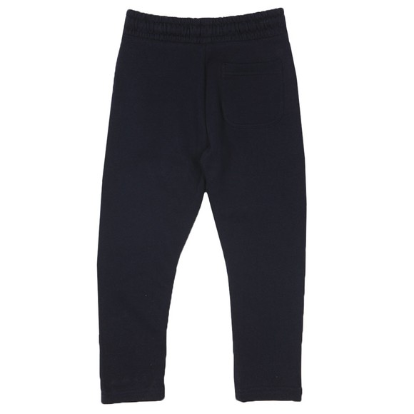 Lyle And Scott Junior Boys Blue Zip Skinny BB Jogger  main image