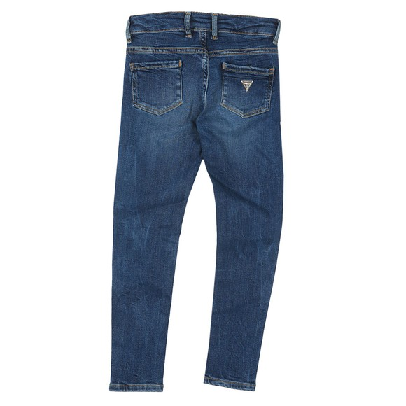 Guess Girls Blue Featherweight Skinny Jean