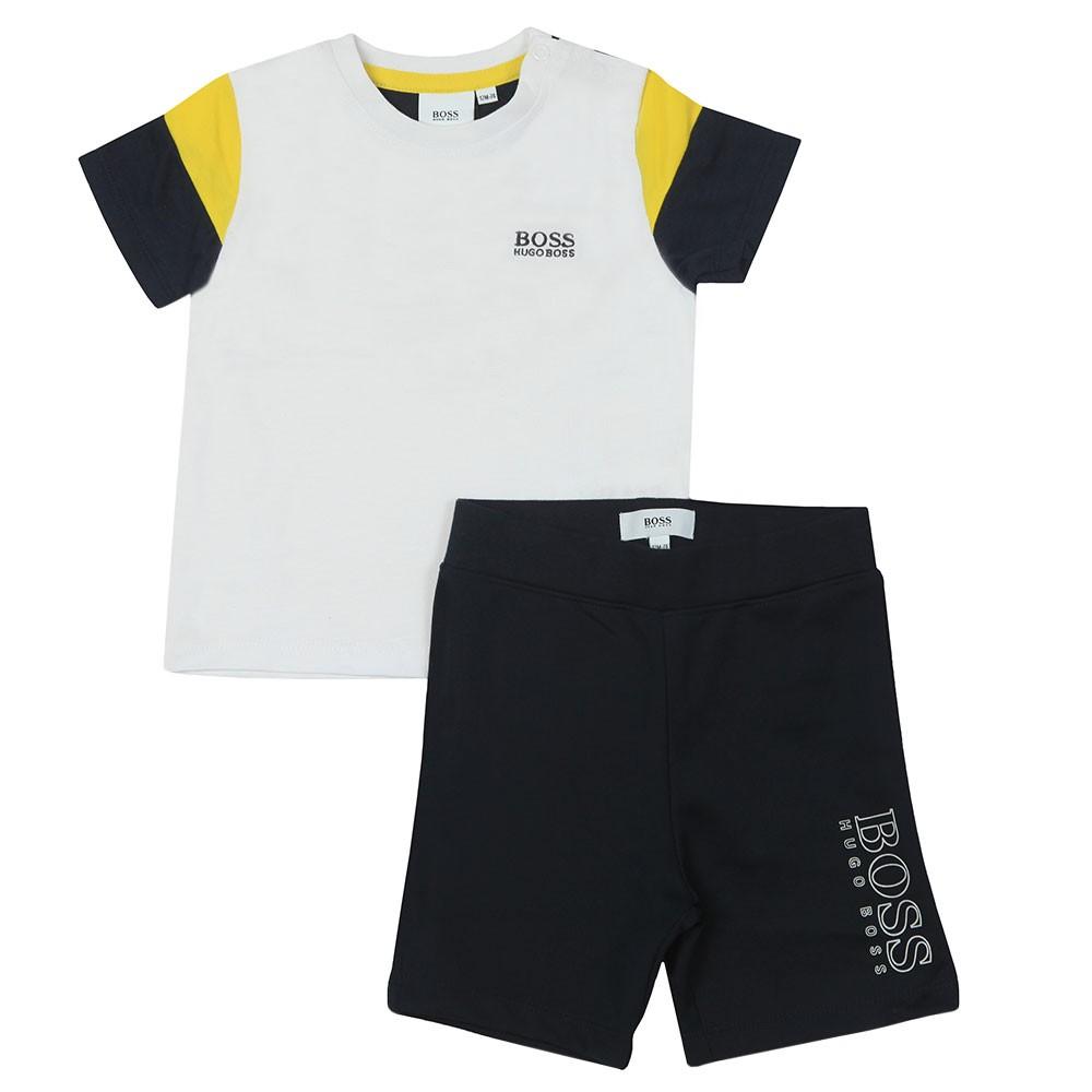 Baby T Shirt & Short Set main image