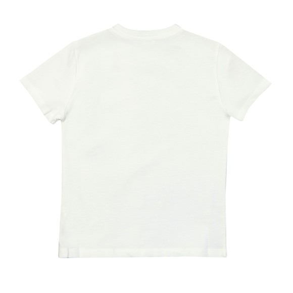 Kenzo Kids Girls White Sport Line JB T-Shirt