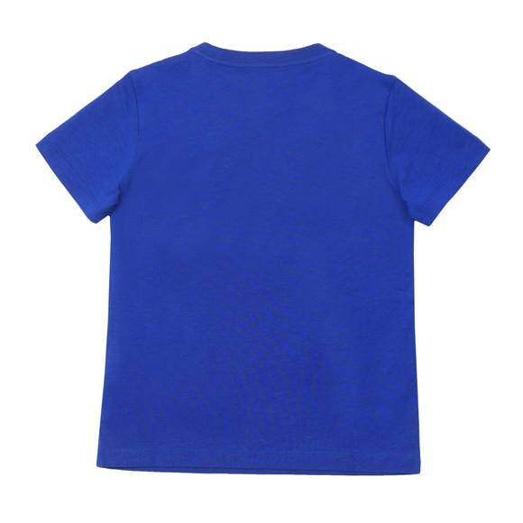 EA7 Emporio Armani Boys Blue 3HBT51 Crew T Shirt main image