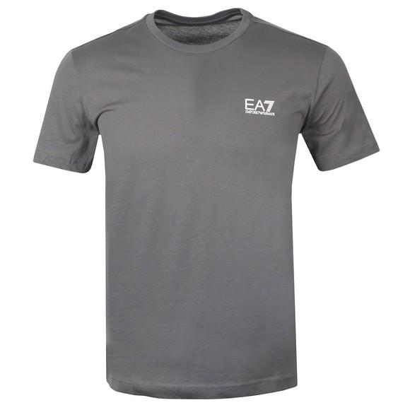 EA7 Emporio Armani Mens Grey Core T-Shirt main image