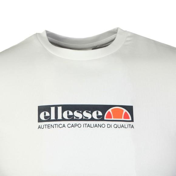 Ellesse Mens White Offredi T-Shirt