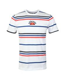 Ellesse Mens White Miniati T-Shirt