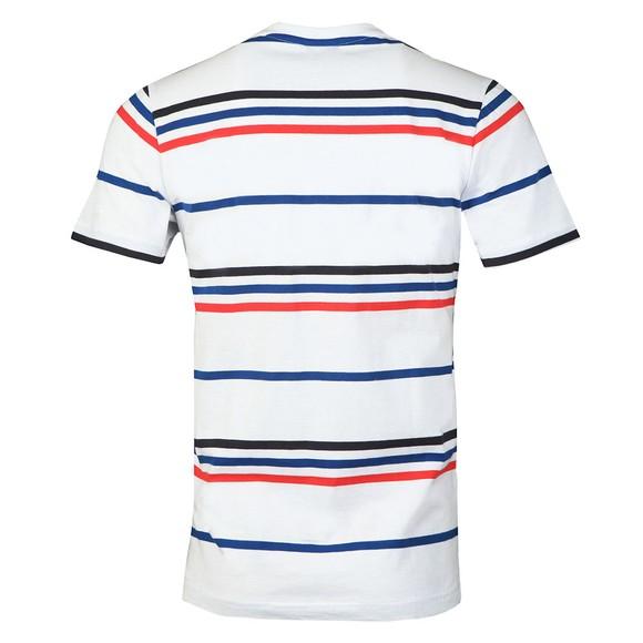 Ellesse Mens White Miniati T-Shirt main image