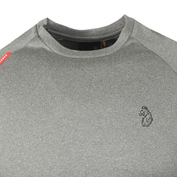 Luke Sport Mens Grey Crunch T-Shirt main image