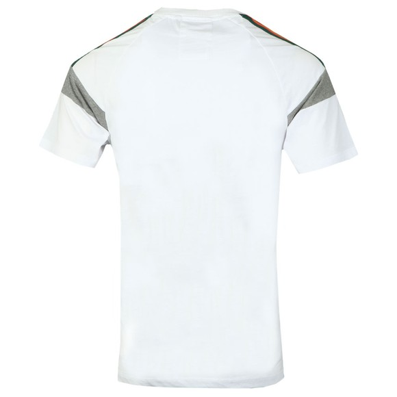 Luke Sport Mens White Teedam T-Shirt main image