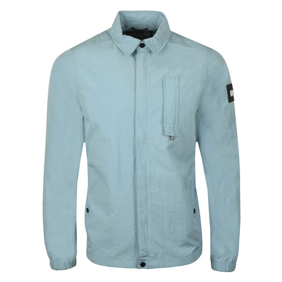 Weekend Offender Mens Blue Sorvino Lightweight Jacket