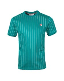 Fila Mens Green Guilo T-Shirt