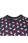 Fila Mens Multicoloured AOP T-Shirt