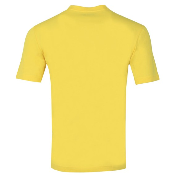 Lacoste Sport Mens Yellow TH7618 Plain T-Shirt main image