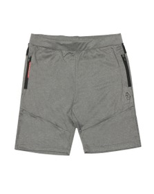 Luke Sport Mens Grey Squatt Short