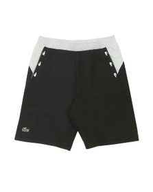 Lacoste Sport Mens Black GH4871 Sweat Short
