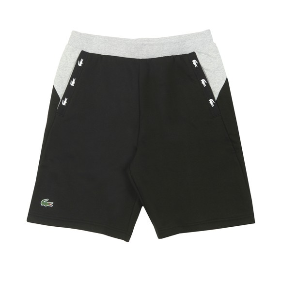 Lacoste Sport Mens Black GH4871 Sweat Short main image