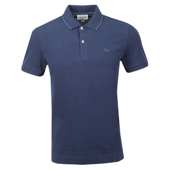 Lacoste Mens Blue PH5005 Polo Shirt main image