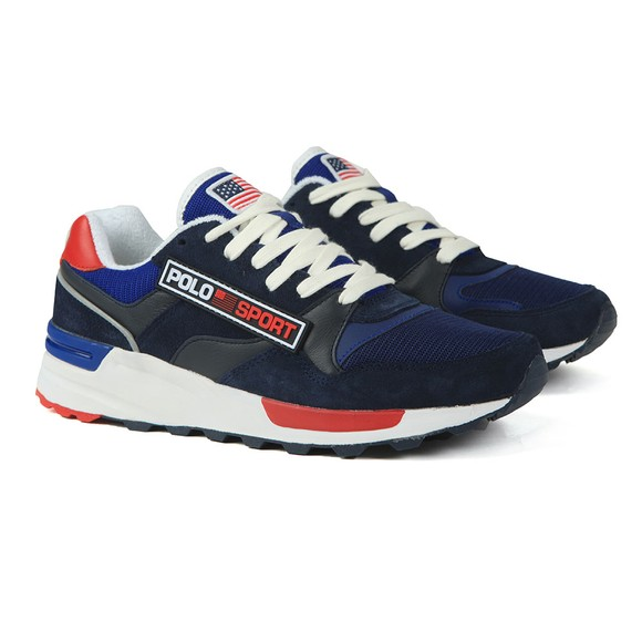 Polo Sport Ralph Lauren Mens Blue TRKSTR Trainer