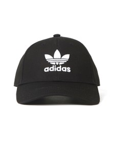 adidas Originals Mens Black Trefoil Cap