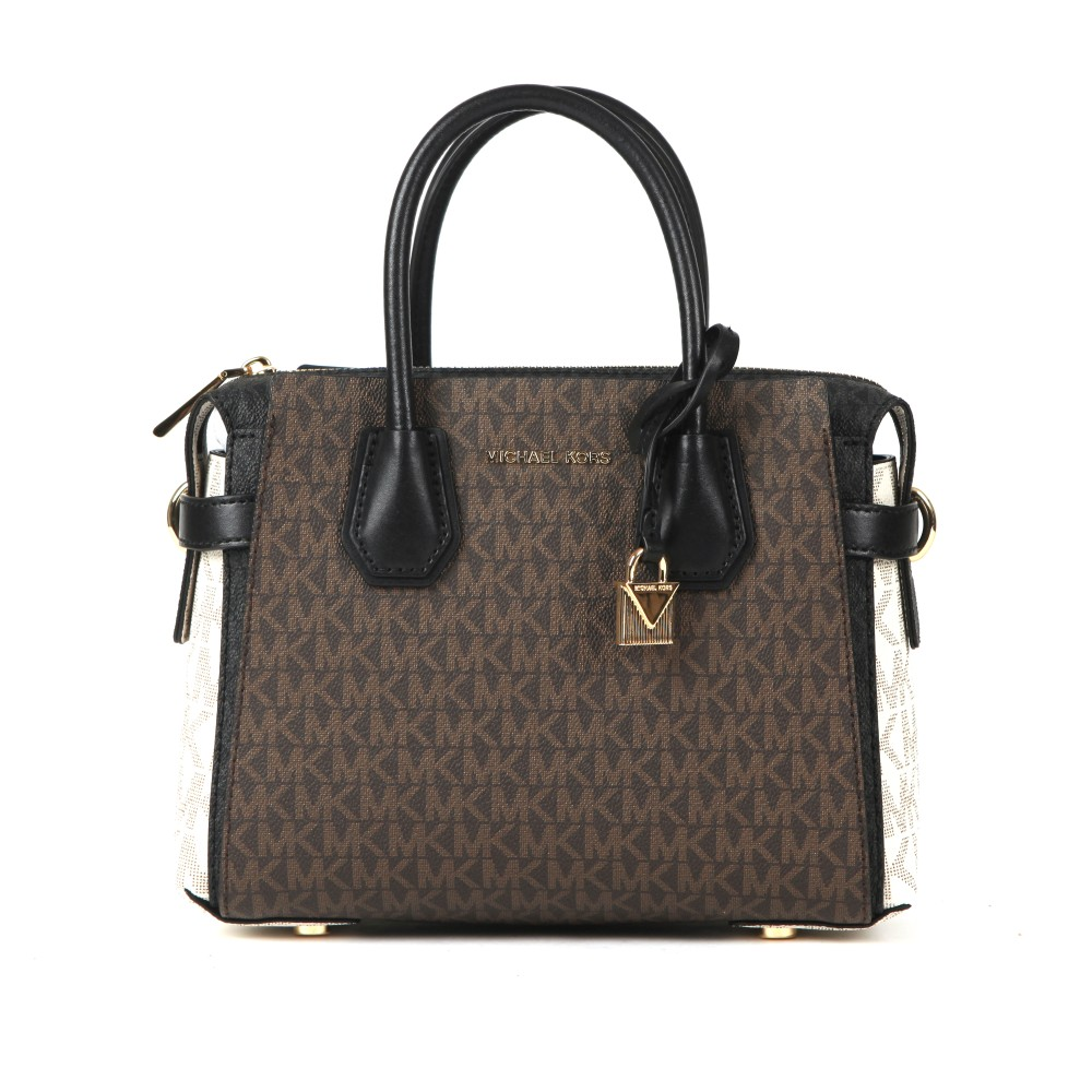 Mercer Belted Small Satchel main image