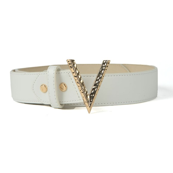 Valentino by Mario Womens White Moke Belt main image