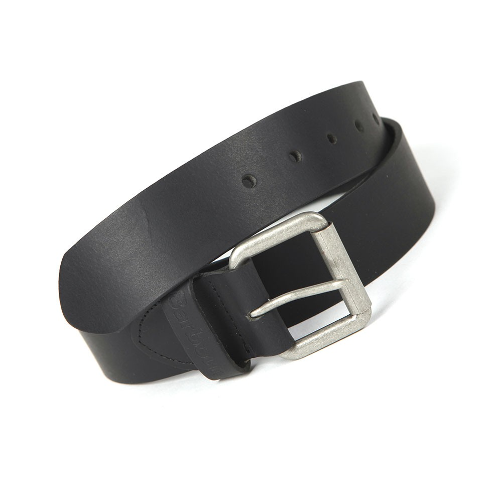 Matt Leather Belt main image