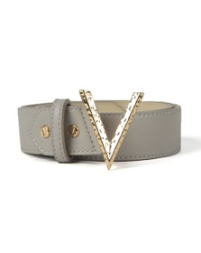 Valentino by Mario Womens Grey Moke Belt